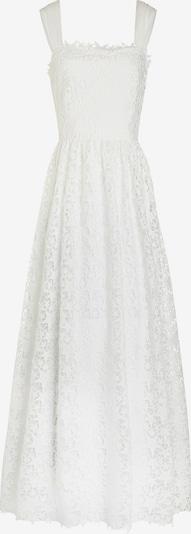 Ana Alcazar Robe ' Adrey ' en blanc, Vue avec produit