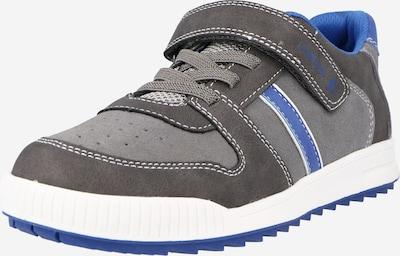 LURCHI Chaussure basse 'GERALD' en bleu / gris / blanc, Vue avec produit