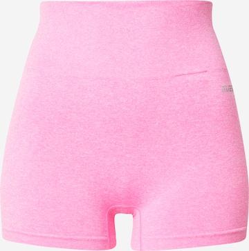 GUESS Urheiluhousut värissä vaaleanpunainen