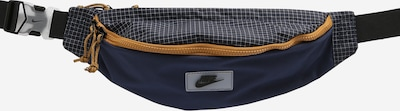 Nike Sportswear Torba na pasek w kolorze granatowy / karmelowy / białym, Podgląd produktu
