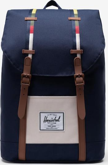 Herschel Backpack in Dark blue / Pink, Item view
