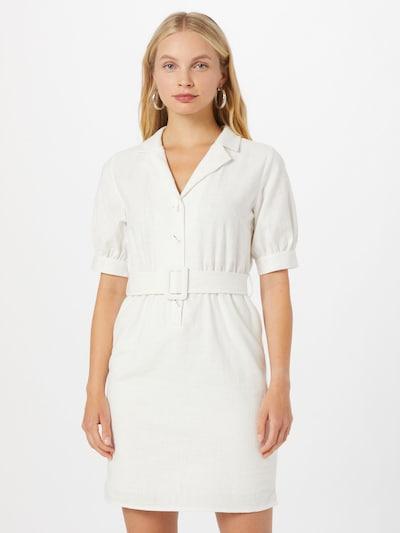 Rochie tip bluză Trendyol pe crem, Vizualizare model