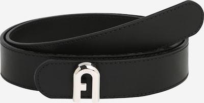 FURLA Gürtel in schwarz, Produktansicht
