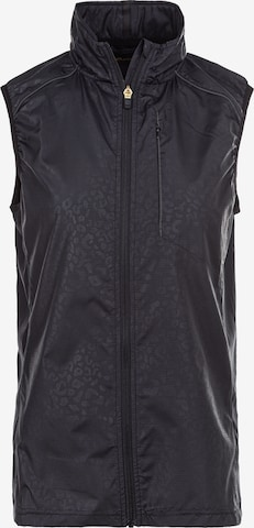 ENDURANCE Sports Vest 'QUSHAR W' in Black