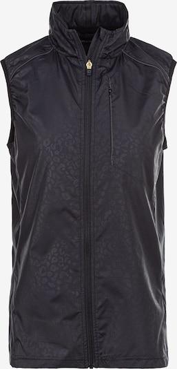 ENDURANCE Sportbodywarmer 'QUSHAR W' in de kleur Zwart, Productweergave