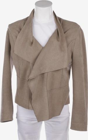 Marc Cain Jacket & Coat in XL in Brown