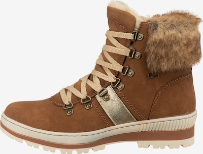 Relife Boots in cognac, Produktansicht
