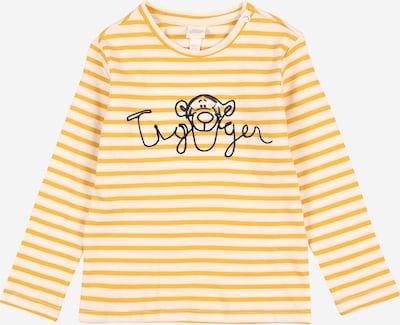 OVS Shirt 'TIGER' in goldgelb / schwarz / weiß, Produktansicht