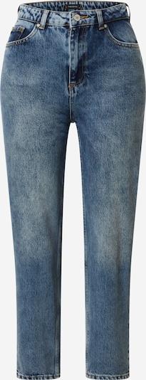 Jeans Trendyol pe albastru denim, Vizualizare produs