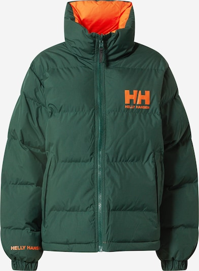 HELLY HANSEN Between-Season Jacket 'Urban' in Green / Orange, Item view