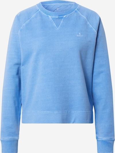 GANT Sweat-shirt en bleu-gris, Vue avec produit