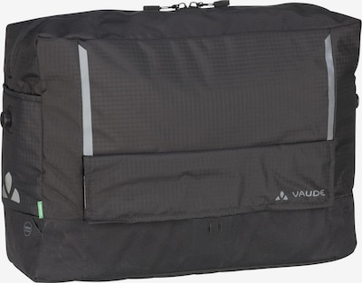 VAUDE Accessoires ' Cyclist Messenger Waxed L ' in de kleur Zwart, Productweergave