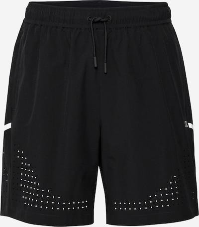 Calvin Klein Performance Pantalon de sport en gris / noir, Vue avec produit