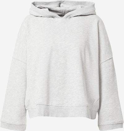 ONLY Sweatshirt 'ENJA' i lysegrå, Produktvisning