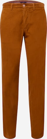 Pantaloni chino 'DENTON' di TOMMY HILFIGER in marrone