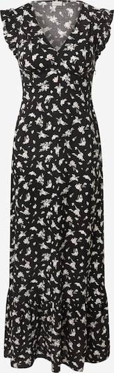 Pimkie Kleid 'D-Ozone' in schwarz / weiß, Produktansicht