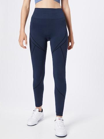 NU-IN ACTIVE Leggings in Blue