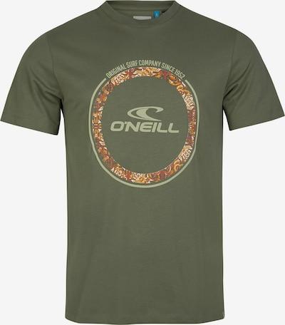 O'NEILL Shirt 'Tribe' in de kleur Olijfgroen, Productweergave