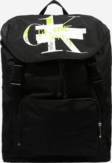 Calvin Klein Plecak w kolorze żółty / czarny / białym, Podgląd produktu