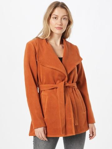 Manteau mi-saison 'DANNIE' JDY en marron
