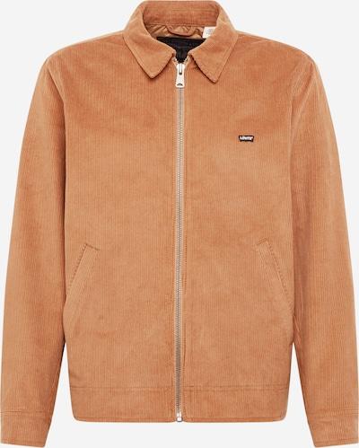 LEVI'S Tussenjas 'Haight Harrington' in de kleur Bruin, Productweergave