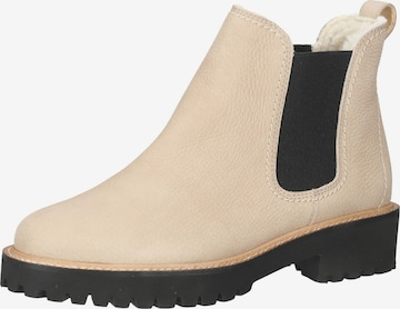 Paul Green Ankle Boots in Beige