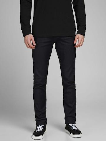 JACK & JONES Jeans 'Tim 721' in Black