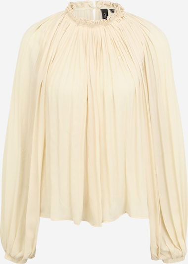 Y.A.S (Tall) Bluse 'RISMA' in beige, Produktansicht