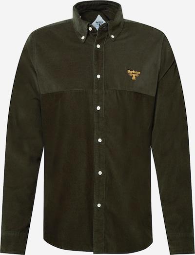 Camicia 'Balfour' Barbour Beacon di colore oro / verde scuro, Visualizzazione prodotti