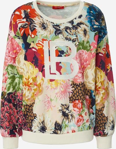 Laura Biagiotti Roma Sweatshirt in mischfarben, Produktansicht