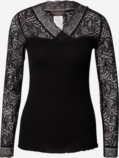 Marškinėliai iš rosemunde , spalva - juoda, Prekių apžvalga