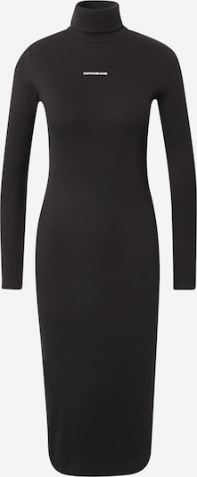 Calvin Klein Jeans Dress in Black / White, Item view