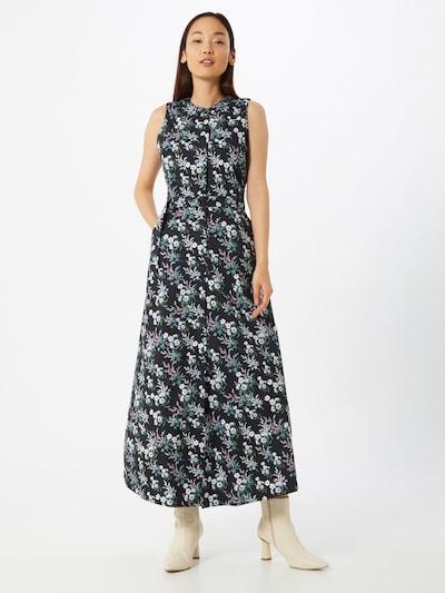 Banana Republic Košilové šaty - mix barev / černá, Model/ka
