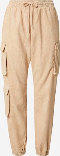 Missguided Klapptaskutega püksid kreem, Tootevaade
