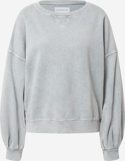 Karo Kauer Sweat-shirt 'Grace' en gris clair, Vue avec produit