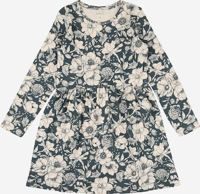 NAME IT Kleid 'RANDI' in beige / dunkelblau, Produktansicht