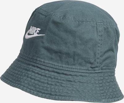 Nike Sportswear Hat in Dusty blue / White, Item view