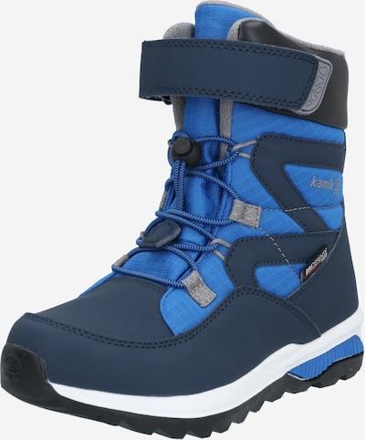 Kamik Boots 'Rocky' in navy / royalblau, Produktansicht