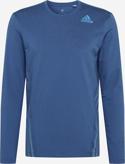 ADIDAS PERFORMANCE Funkční tričko 'AERO' - modrá / marine modrá, Produkt