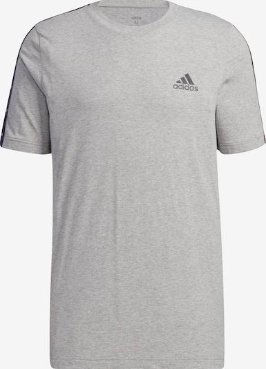 ADIDAS PERFORMANCE T-Shirt in grau: Frontalansicht