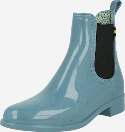 LEMON JELLY Bottes en caoutchouc 'BRISA' en bleu clair, Vue avec produit