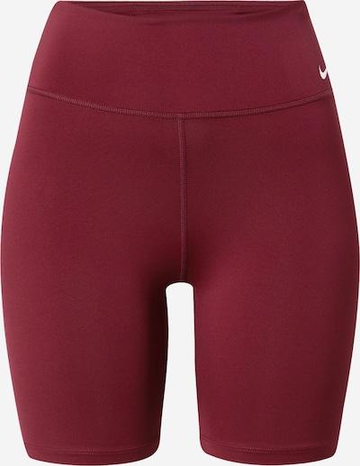 Sportinės kelnės 'One' iš NIKE , spalva - vyno raudona spalva, Prekių apžvalga