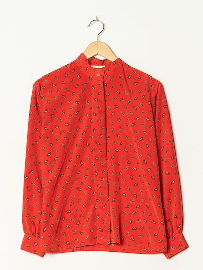 Country Sophisticates Bluse in M in kirschrot, Produktansicht