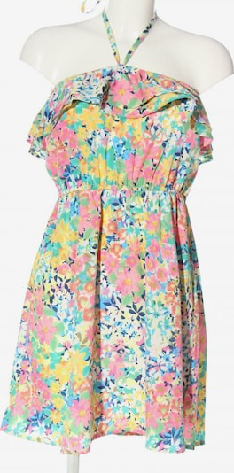 Accessorize Dress in M in Blue / Pastel yellow / Pink, Item view
