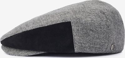 Brixton Cap in mottled grey / Black, Item view