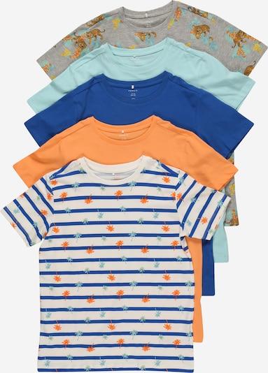 NAME IT T-Shirt en mélange de couleurs, Vue avec produit