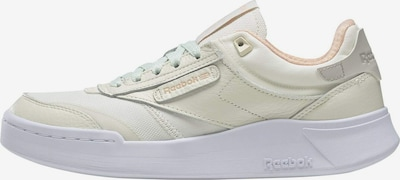 Reebok Classics Sneaker in creme / weiß, Produktansicht