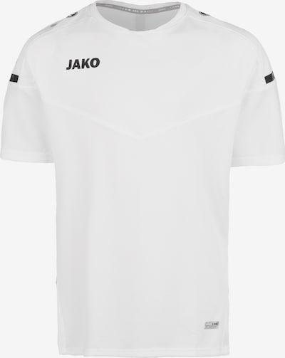 JAKO Funktionsshirt 'Champ 2.0' in weiß, Produktansicht