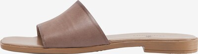 DreiMaster Vintage Sandale in braun, Produktansicht