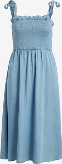 VILA Kleid 'Athena' in blue denim, Produktansicht